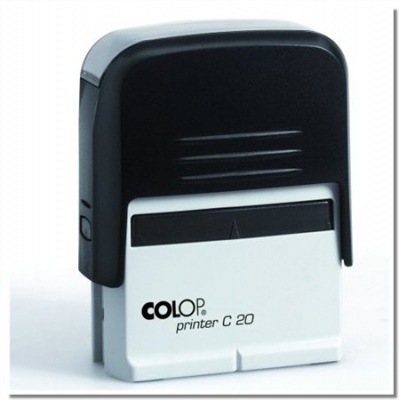 "Bélyegző, COLOP ""Printer C 20"""