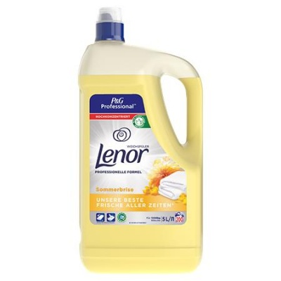 "Öblítő, 5 l, LENOR  ""Summer"""