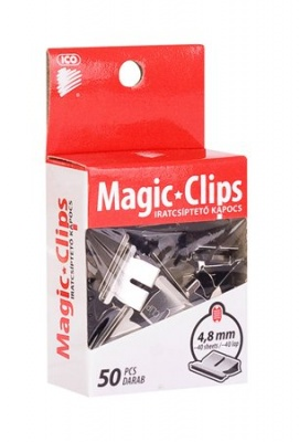 "Kapocs, 4,8 mm, ICO ""Magic Clip"""